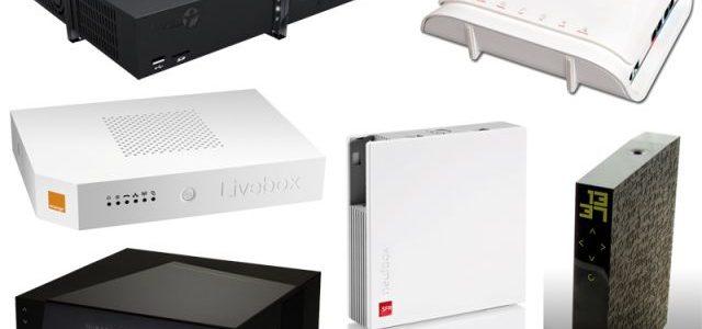 Installation Internet / réseau